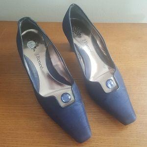 J. Renee Navy Heels